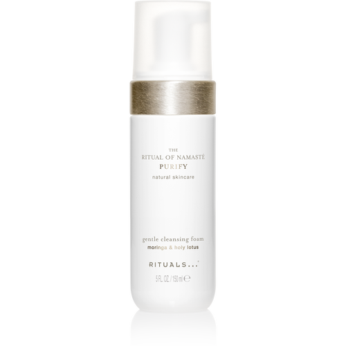 The Ritual of Namasté Gentle Cleansing Foam