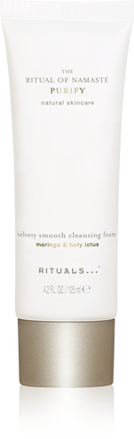 The Ritual of Namasté Velvety Smooth Cleansing Foam