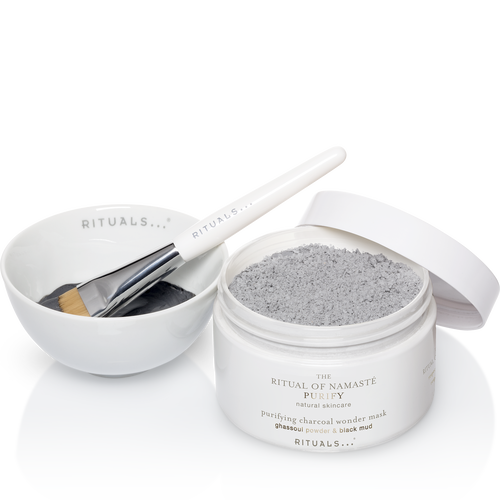 The Ritual of Namasté Purifying Charcoal Wonder Mask