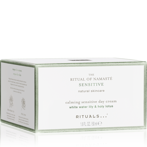 The Ritual of Namasté Calming Sensitive Day Cream