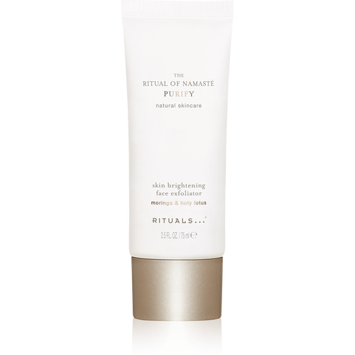 The Ritual of Namasté Skin Brightening Face Exfoliator