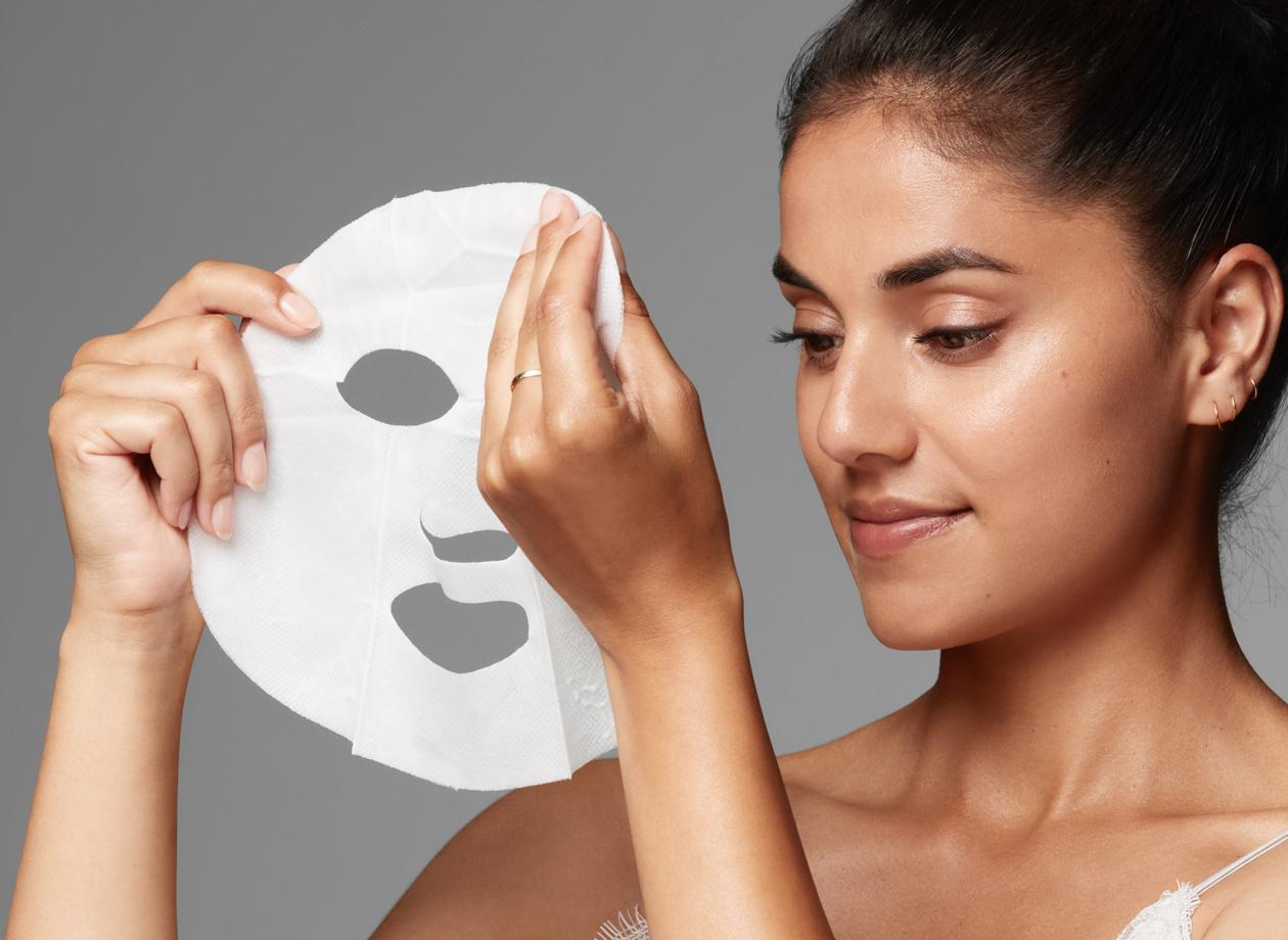 Nieuwe natuurlijke sheetmaskers voor hydratatie en een stralende huid
