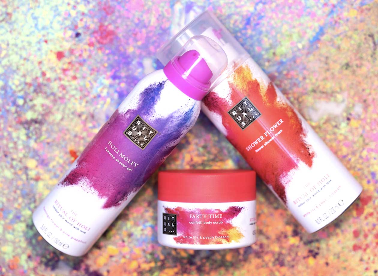 Discover new Holi products