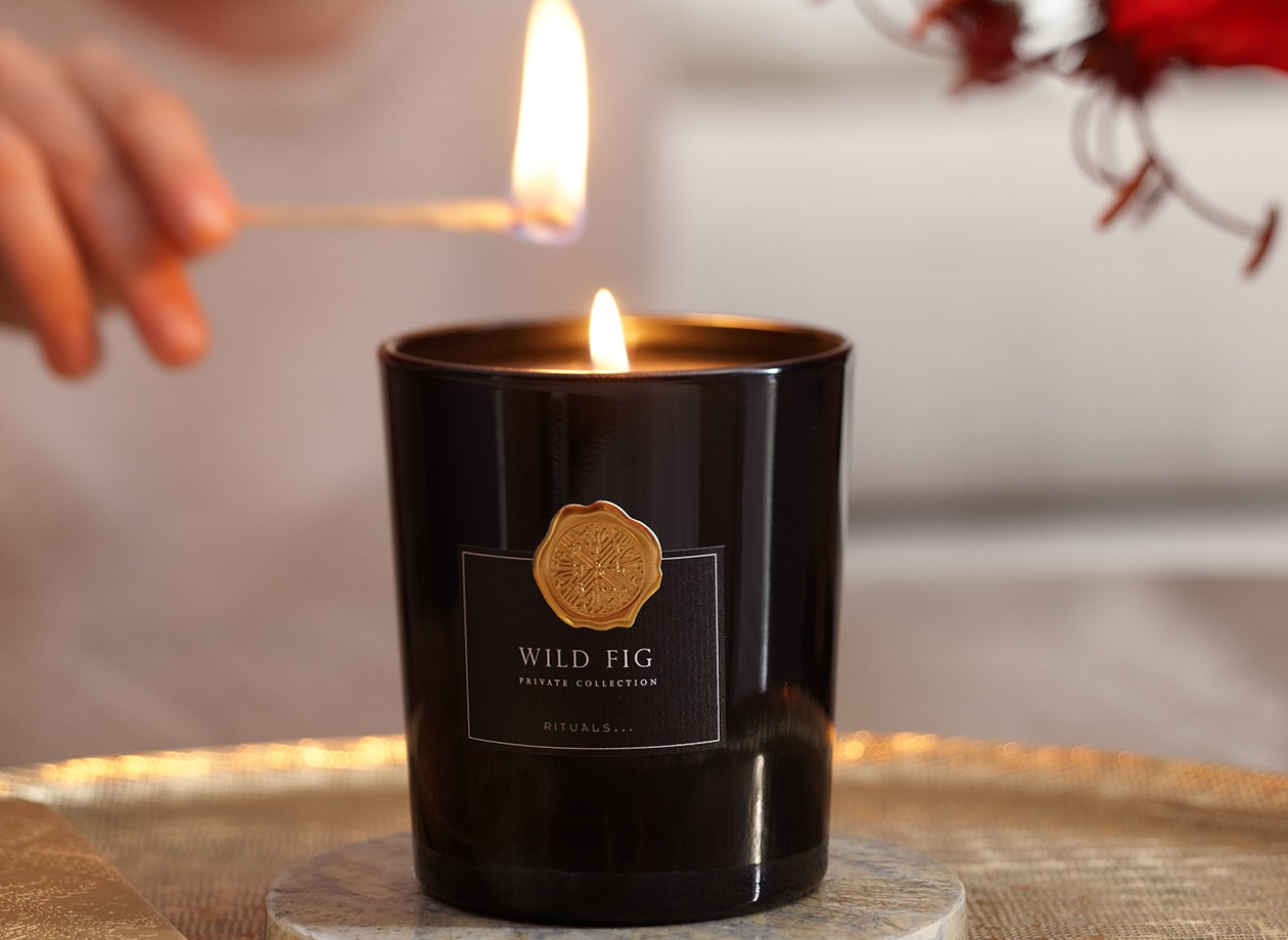 Shop the scented candle