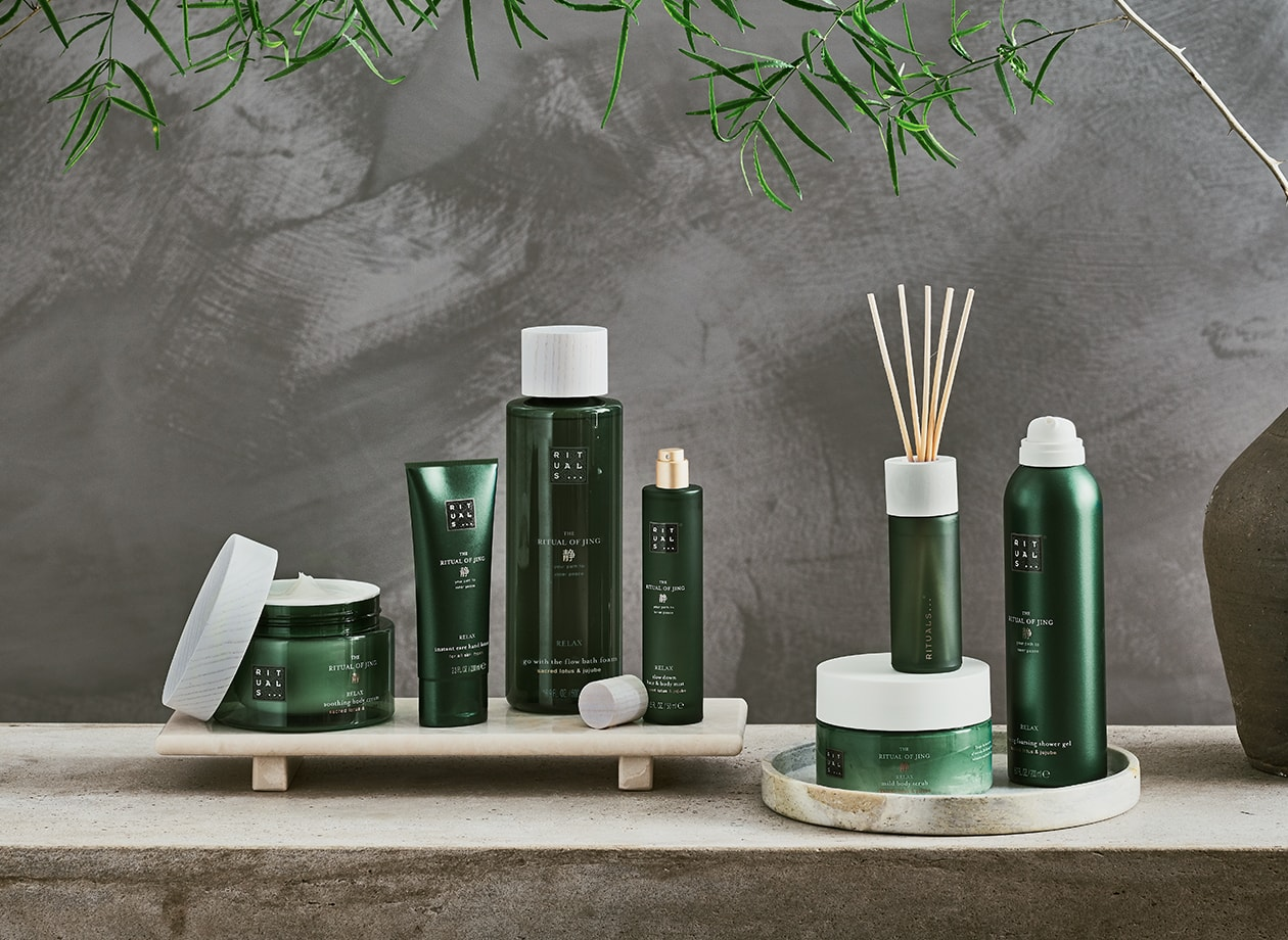 Shop The Ritual of Jing products