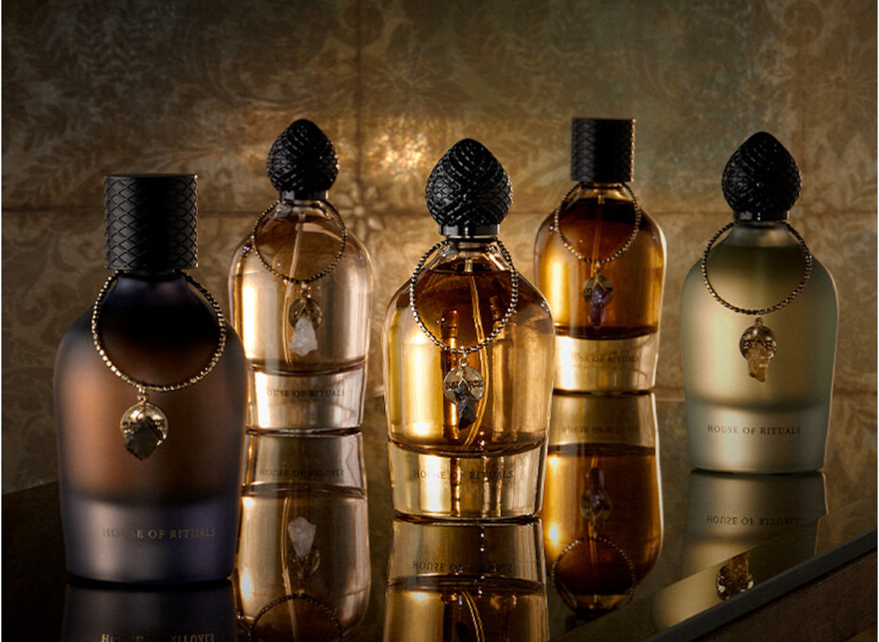 House of Rituals Talisman Collection