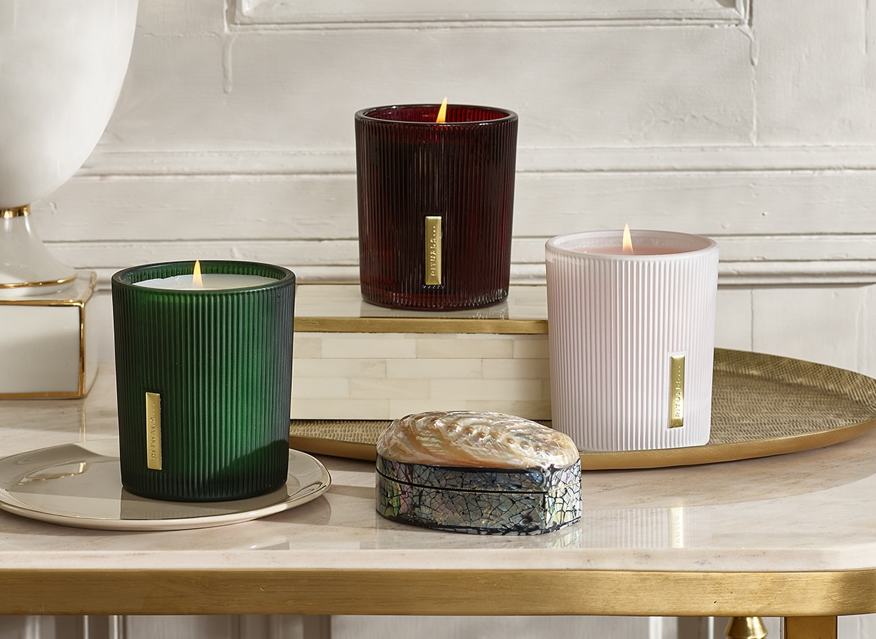 Try now our classic scented candles