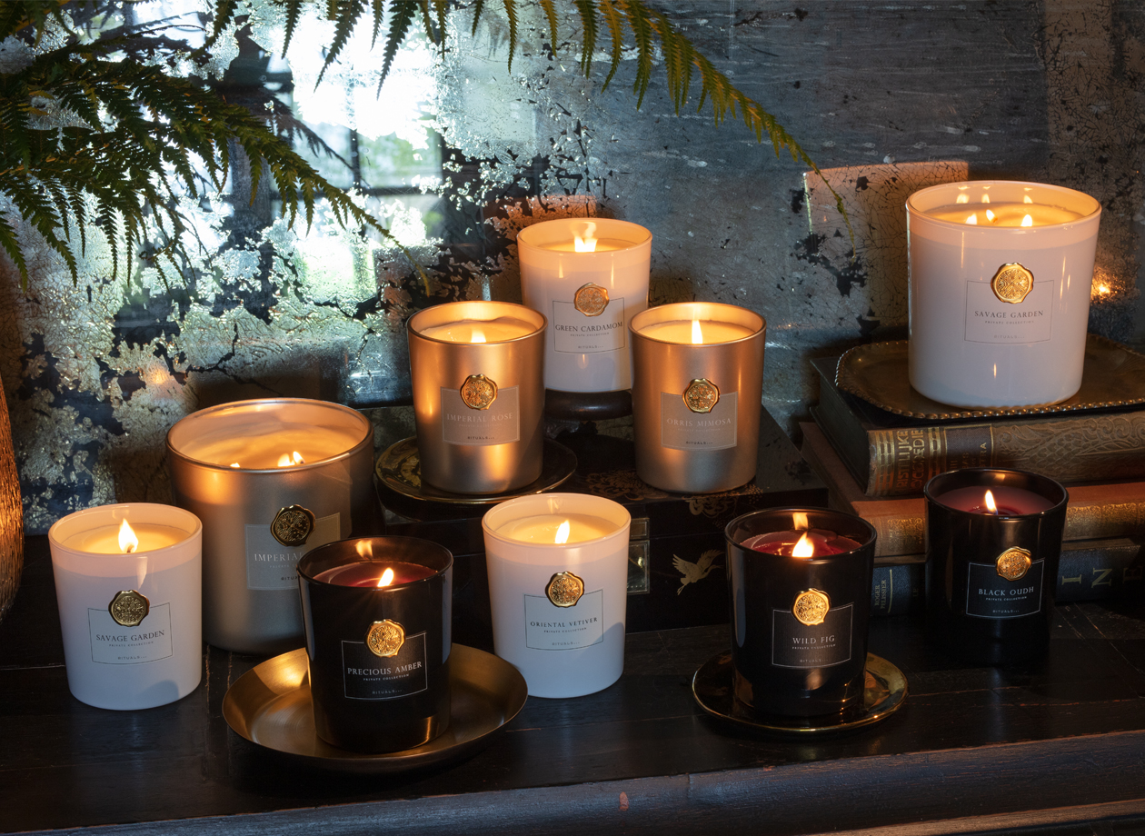 Shop Private Collection home fragrances