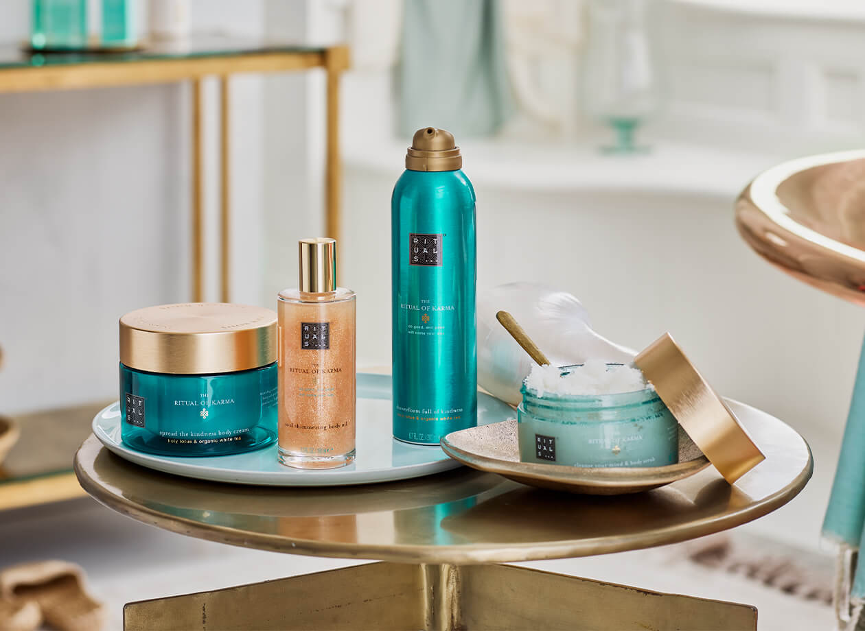 Shop the Karma Body Care Collection