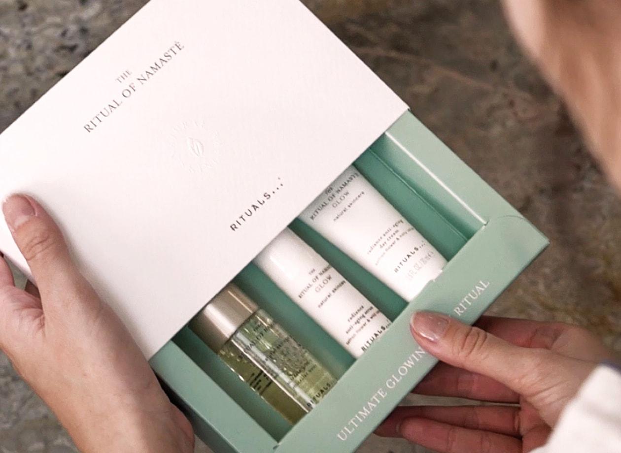 The Ritual of Namaste Skincare Set