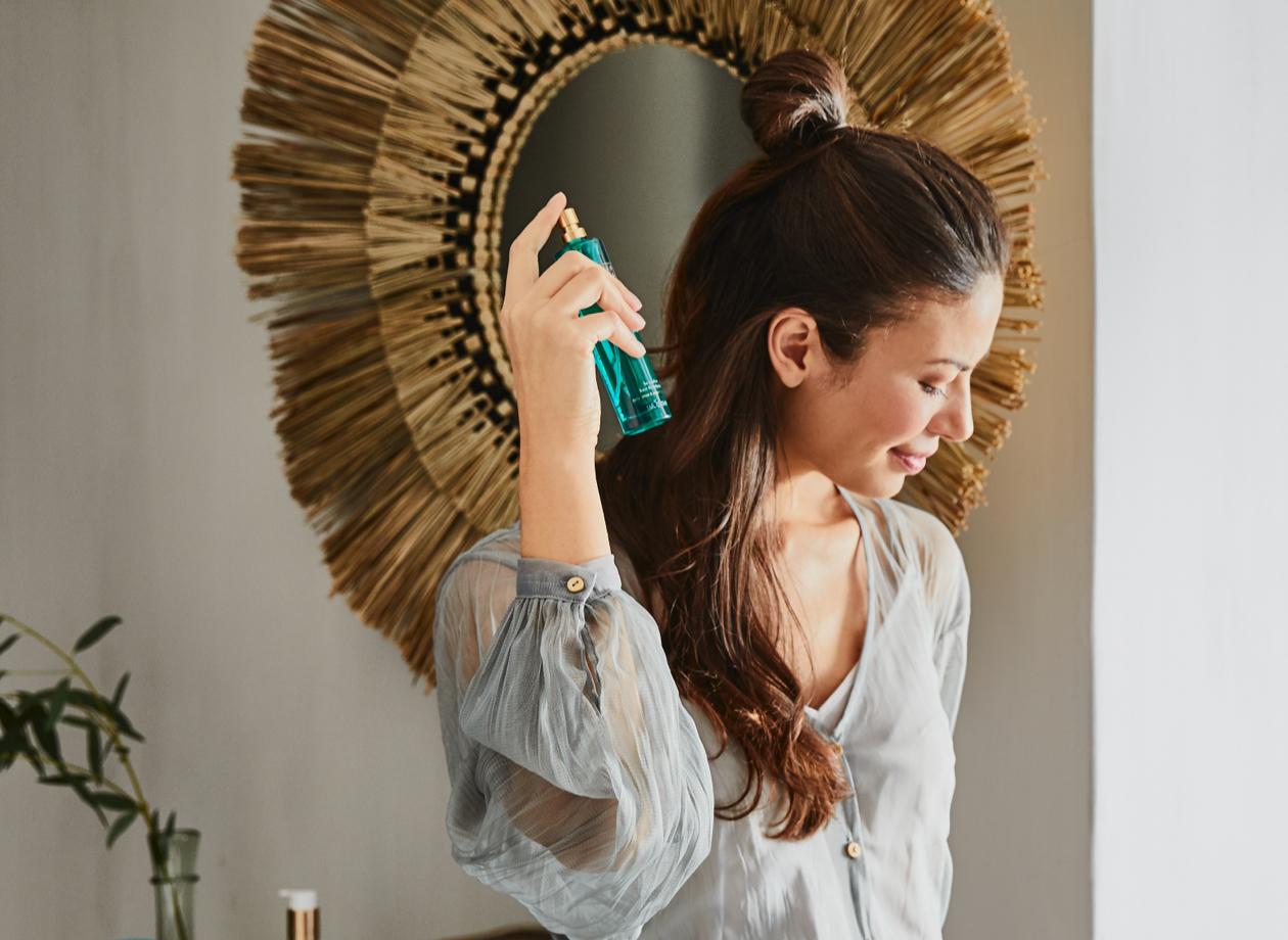Jetzt ausprobieren: Haar- und Körpersprays