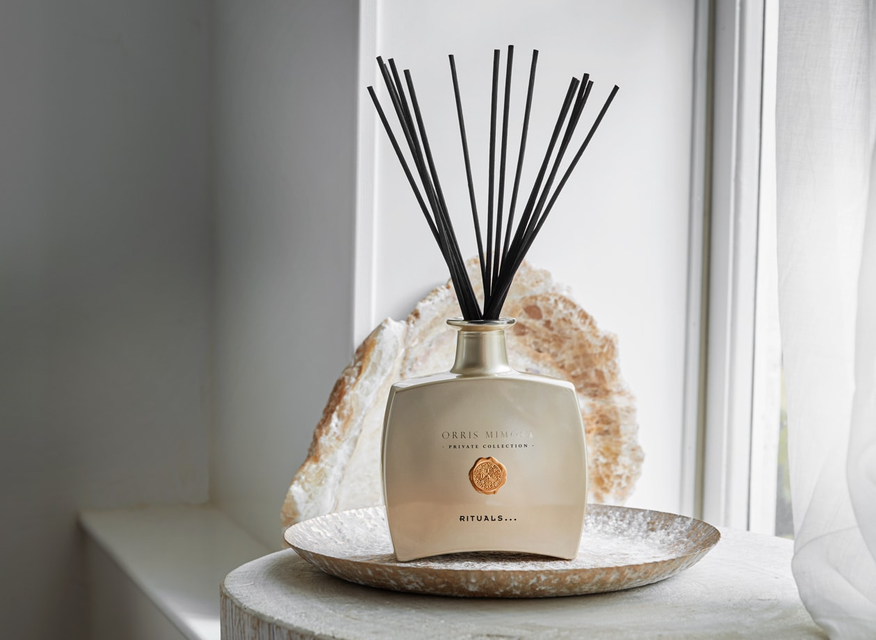 Luxury fragrance sticks
