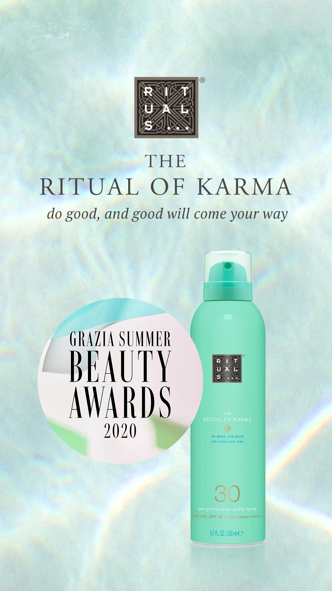 Karma Milky Spray SPF 30