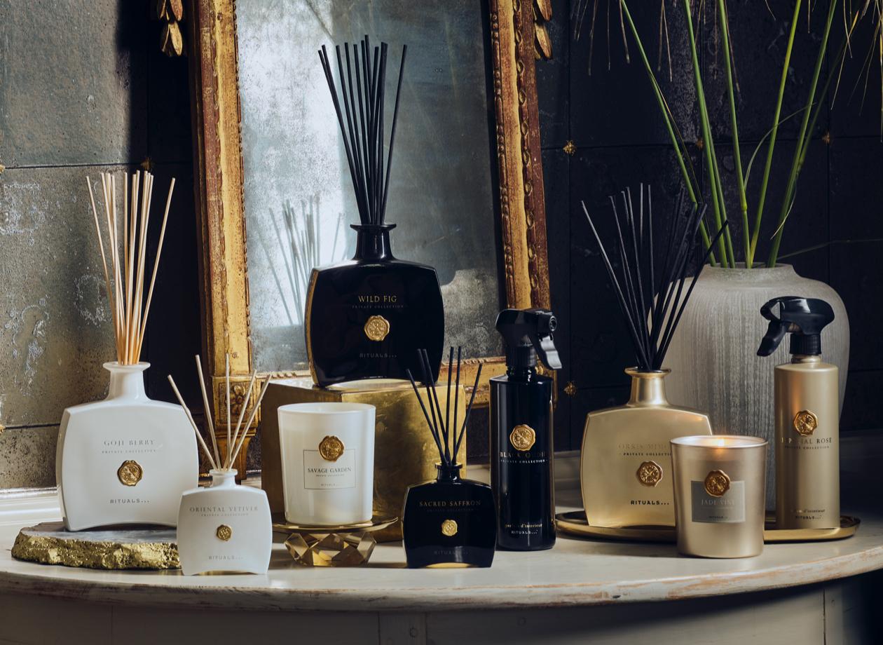 Entdecken Sie die exklusiven Düfte der Fresh, Rich und Floral Private Collection.