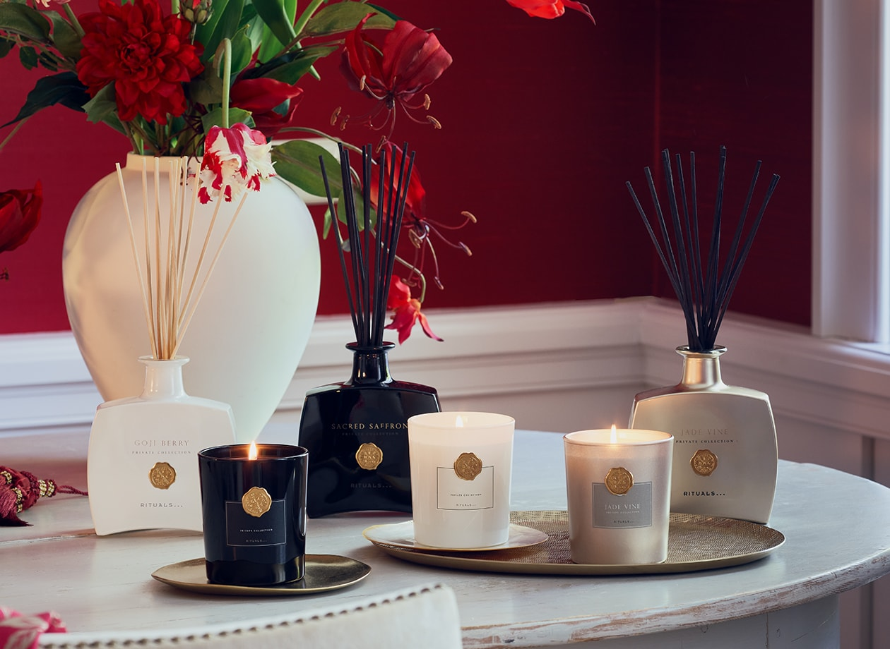 Shop Private Collection home fragrances