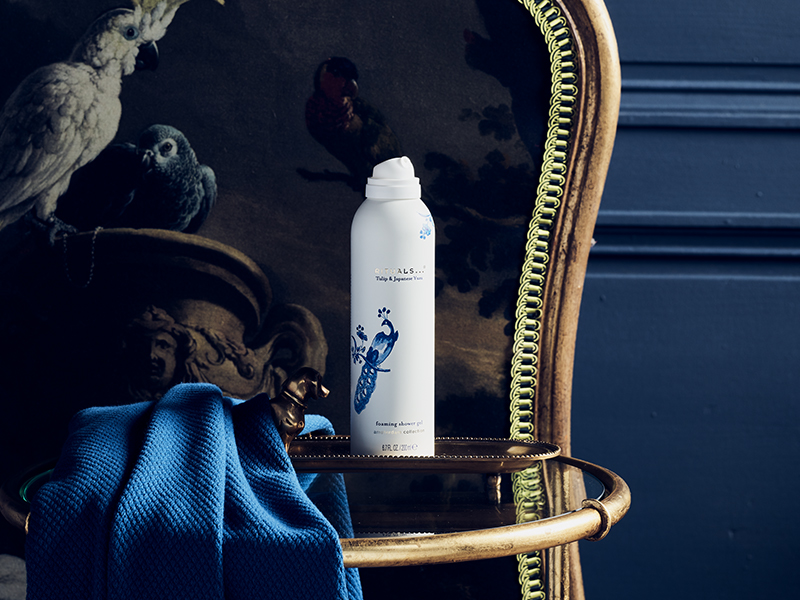 Amsterdam Collection Foaming Shower Gel
